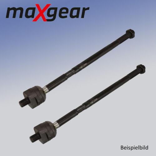 2 x MAXGEAR 69-0422 Axialgelenk Spurstange