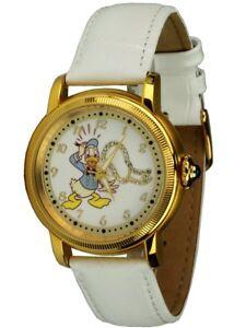 Disney-Uhren-Donald-Duck-Automatikuhr-fuer-Erwachsene-Unisexuhr-Sammleruhr