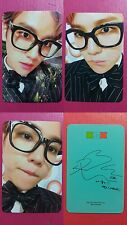 LOT of 3 CBX EXO BAEKHYUN Official Photocard 1st Album Hey Mama! Photo Card 백현