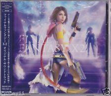 New FINAL FANTASY X-2 Original Soundtrack 2CD W/Bonus Track Japan  SQEX-10420/1