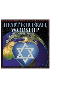 Details about Heart For Israel Worship: Volume Three / Messianic Jewish,  Yeshua, Messiah Jesus