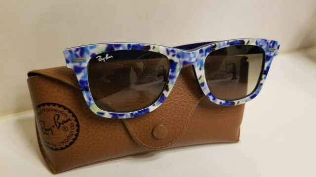 Ray Ban RB2140 102132 Wayfarer Special Limited Edition POLARIZED Sunglasses