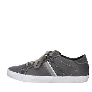 Dettagli su TV1654 Scarpe Sneakers GEOX 41 uomo Multicolore
