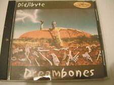 Didjibyte – Dreambones (TRANCE/TECHNO CD EP)(VG+ CONDITION)