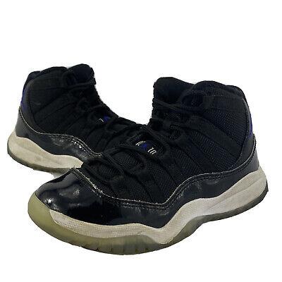 Productos lácteos Ambicioso deslealtad  Nike Air Jordan 11 Retro BP Space Jam 2016 Basketball Shoes Size 11C 378039  003 | eBay