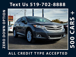 2014 Toyota Venza   HEATED SEATS   ALL CREDIT ACCEPTED  