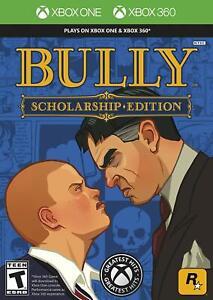 Bully-Scholarship-Edition-Microsoft-Xbox-One-Rockstar-Games-XB1-Action-NEW