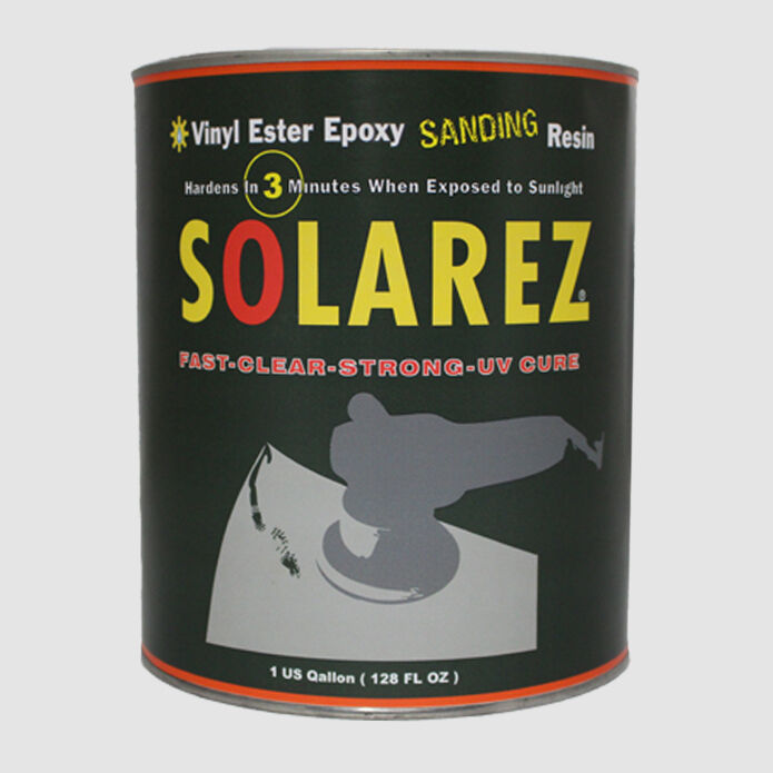 Solarez Vinyl Ester Epoxy Sanding Resin Gallon