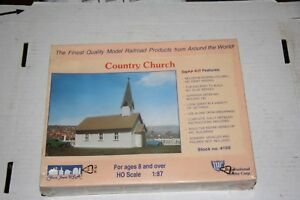 BUILDING-KIT-IHC-COUNTRY-CHURCH-NEW-OLD-STOCK