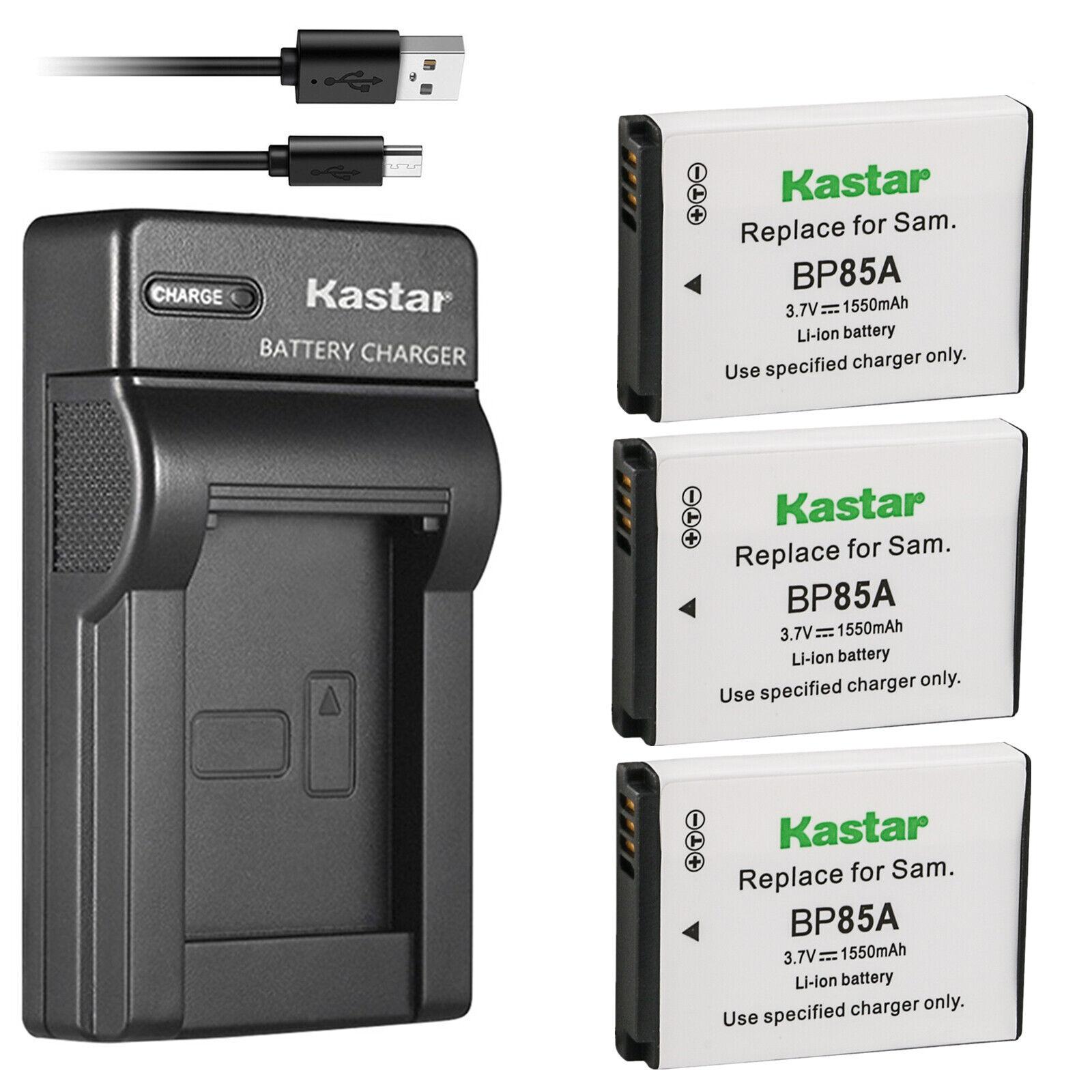 Cámara cargador de batería Micro USB para Panasonic nv-gs8