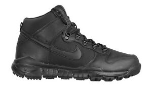 e6968c08062df Image is loading Nike-SB-Dunk-Hi-Boot-034-Blackout-034
