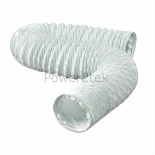 """x 3 m pour Hotpoint TL51A TL51P TL51W Sèche-linge Tuyau d/'10 cm 4/"""""""