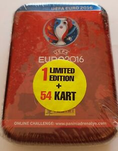 Panini-Adrenalyn-XL-Road-to-UEFA-EURO-2016-France-Mini-Tin-9-booster-1-Ltd-card
