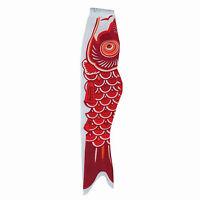 Red Koi Fish 36 Windsock -8-..... Itb 4783