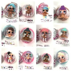 LOL-Surprise-Bling-Series-Pick-1-Holiday-Doll-Christmas-Tree-Ornament-Big-Sister
