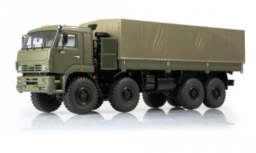 6560 tablillas-camión militar versión 83ssm1422 SSM camiones 1:43 Kamaz