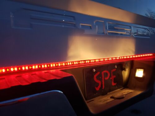 60 Inch DOUBLE LED Truck Tailgate Light Bar Strip Red//White Running Stop Signal