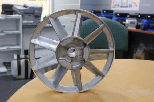 Single Groove 265mm Pulley for motor 24mm shaft size