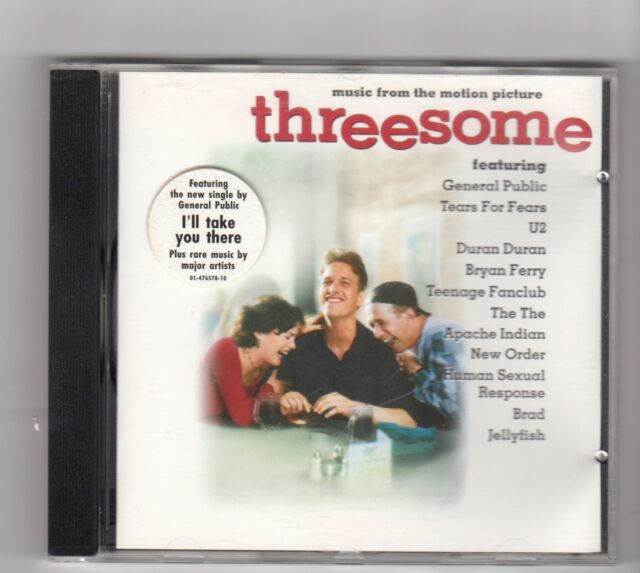 From motion music picture threesome