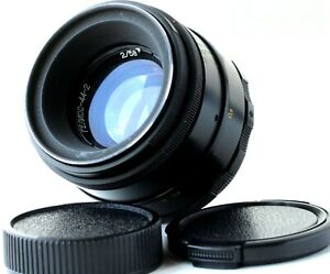 Details about 🎥Helios 44-2 BEST Soviet lenses, For  Canon,Sony,Nikon,Zenit,Arri,PL, Portrait