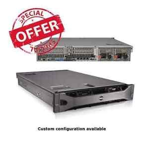 DELL-PowerEdge-R710-2x-E5620-2-40GHz-4-Core-96GB-di-RAM-6-x-Caddy-PERC-6i-aste