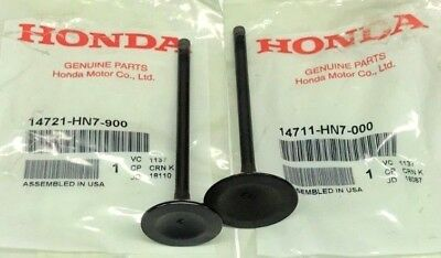 Honda OEM Part 14711-HN7-000