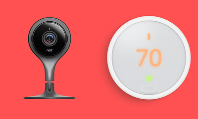 Direct from Nest - Products for a smarter home