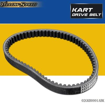 Go Kart Belt Cogged Asymmetric for Comet//Manco 5959 203589A Torque Converter