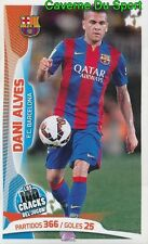 022 DANI ALVES BRAZIL FC.BARCELONA STICKER 100 CRACKS JUGON 2005-2014 PANINI