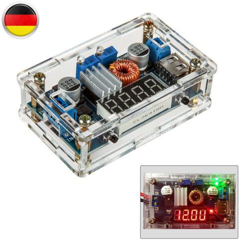 DC-DC Spannungsregler Einstellbar Abwärtswandler 5-36V Zu 1,25-32 V 5A LED