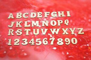 Buchstaben Zahlen Holzbuchstaben A Z Namen Turschild Holz