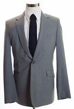 RAG & BONE Handmade In The USA Gray 2 Button Sport Coat Blazer Size 38R