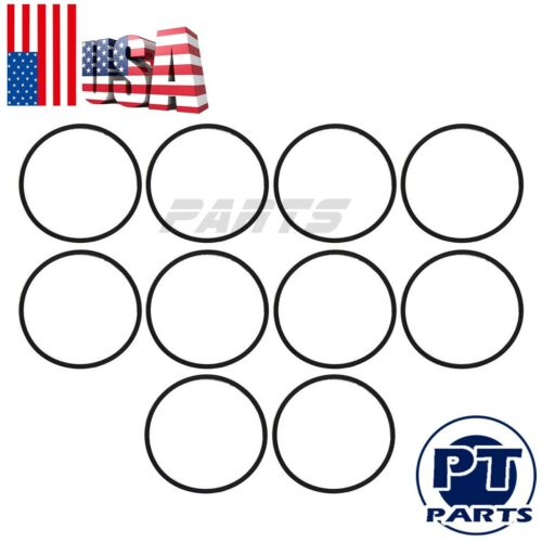 10x Float Bowl Gasket For Tecumseh 631028 631028A 485-862 3539 23-3539 142122