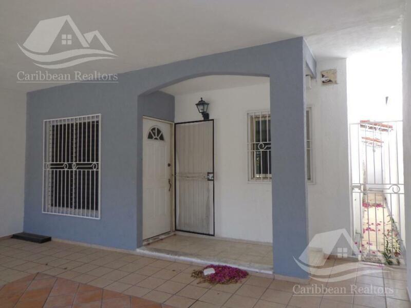 Casa en Venta en Playa del Carmen/Santa Fe/Riviera Maya