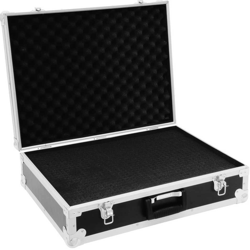 ROADINGER Koffercase FOAM GR-4 61x48x18cm Transportkoffer Mikrofonkoffer Koffer