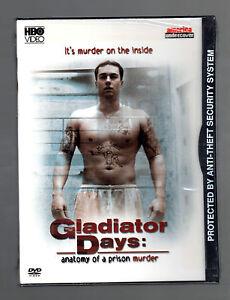 Gladiator Days: Anatomy of a Prison Murder (DVD) HBO America ...