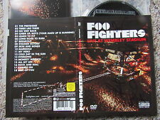 DVD Foo Fighters - Live at Wembley Stadium / Autogramme auf Cover