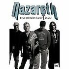 Nazareth - Live from Classic T Stage (Live Recording/+DVD, 2013)