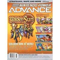 Nintendo Power Advance: Golden Sun, Gba (nintendo Power Advance) [paperback]