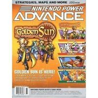 Nintendo Power Advance: Golden Sun, Gba (nintendo Power Advance) [paperback]