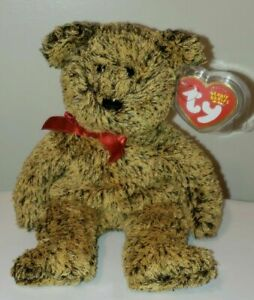 Ty Beanie Baby - LEX the Bear (Learning Express Exclusive) MINT with MINT TAGS