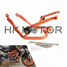 Engine Guard Crash Bars Frame Protector Bumper Fit KTM 125/200 DUKE 2011-2016