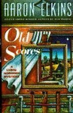 Old Scores by Aaron Elkins (1993, Hardcover)