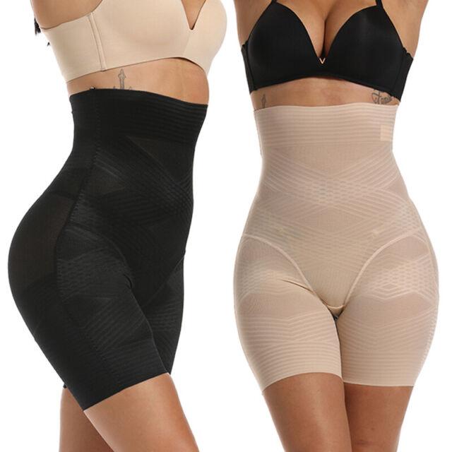 Fajas Colombianas High Waisted Shapewear Tummy Control Shaper Girdles Slim Pants
