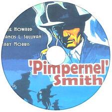 Pimpernel Smith - Anti Nazi Thriller - Leslie Howard, Francis L. Sullivan - 1941