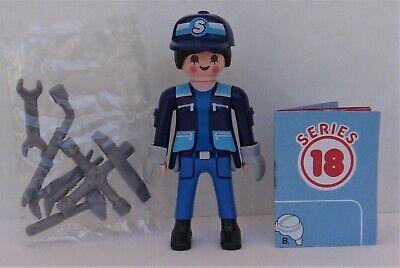 Playmobil 70370 la Femme Chevalier N°9 série 18
