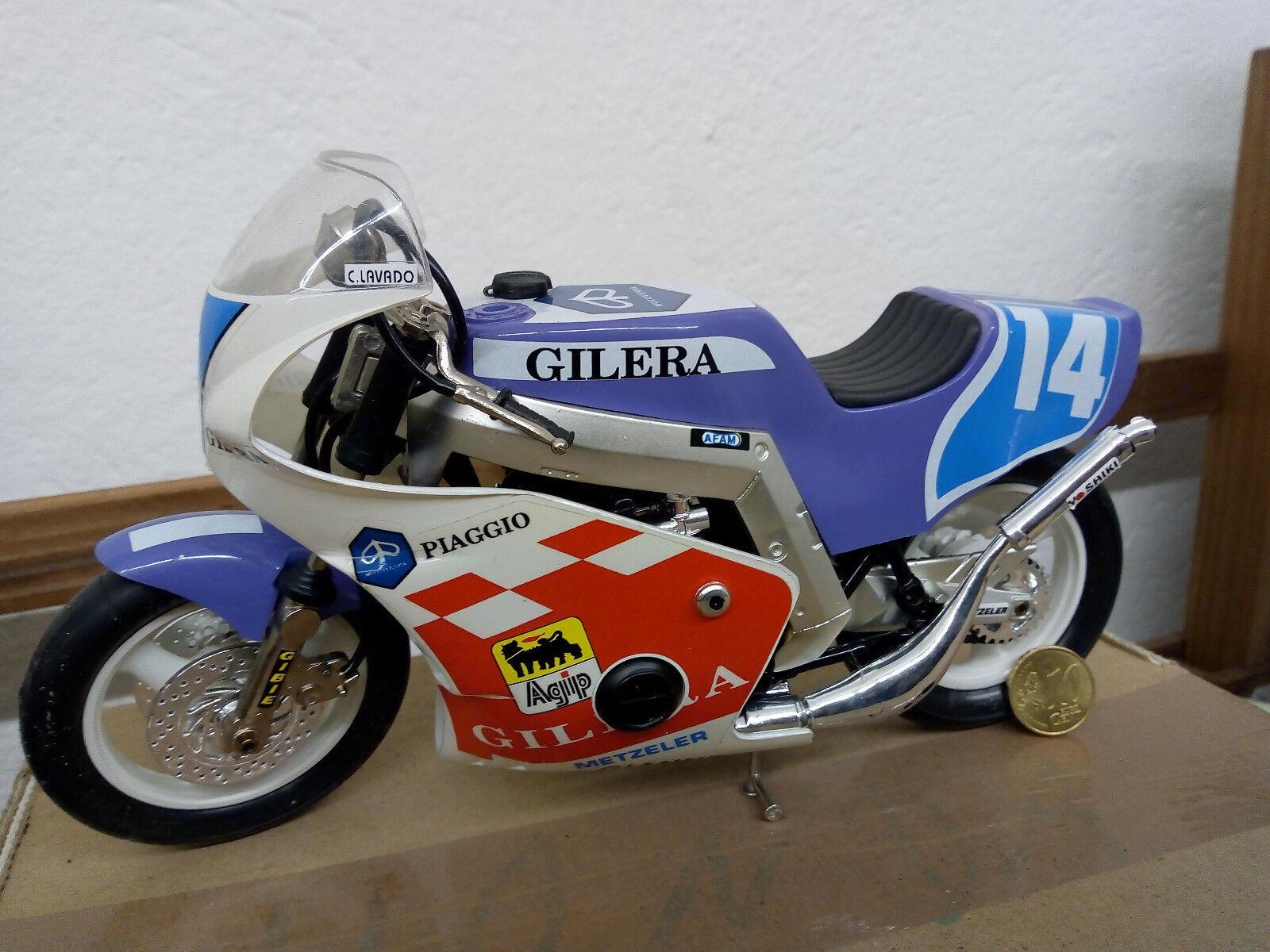 GILERA RACING 250cc C. Lavado (Aprilia RSV 250) Super Modèle 1 10, Guiloy QUALITE