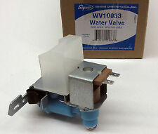 WR57X10033 for GE Icemaker Water Valve Solenoid Coil Inlet AP3189335 PS304375