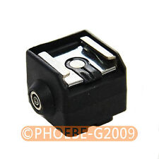 5629df4b18 item 1 SC-2 Flash Hot Shoe PC Sync Adapter for Canon Nikon -SC-2 Flash Hot  Shoe PC Sync Adapter for Canon Nikon