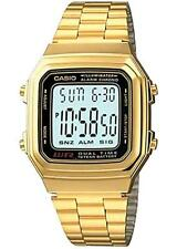 Vintage Casio A178 WGA Retro Digital Gold Watch A178WGA-1A COD Paypal